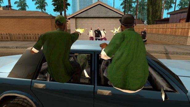 Baixar GTA San Andreas
