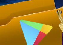 Proteja com senha suas compras no Google Play Store