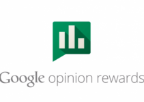 Como ganhar creditos na Play Store usando Google Opinion Rewards