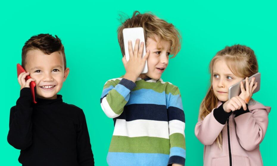 controle de aplicativos para crianças
