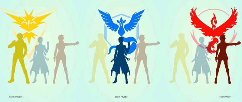Times no Pokemon Go